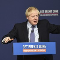 Getting it done: how a three-word slogan catapulted Boris Johnson to a historic election win