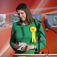 Jo Swinson hints woman should replace her as Lib Dem leader after losing seat in general election