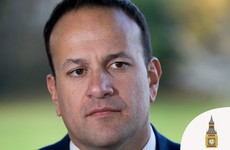 Varadkar says UK and EU will negotiate 'a mighty new economic partnership'