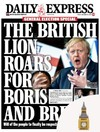 'Johnson unleashed': UK papers react to Boris' election victory