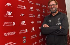 Jurgen Klopp says new Liverpool contract until 2024 is a 'statement of intent'