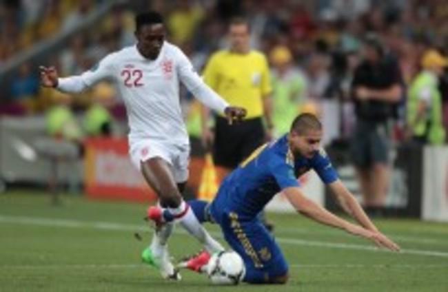Euro 2012 as it happened: Ukraine v England, France v Sweden