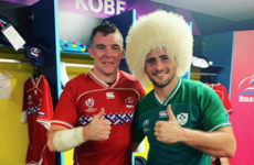 'Peter O'Mahony and Andrew Conway, they're good guys and rugby gentlemen'