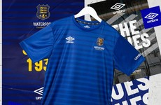 Waterford release new home jersey for 2020