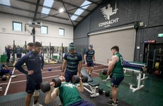 Resources stretched, but Connacht rich in creativity with Carty and Fitzgerald in side to take on Gloucester