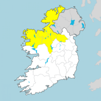 Wintry weekend ahead as snow-ice weather warning issued for 6 counties