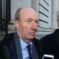 Office of Transport Minister Shane Ross warned Luas operator of 'increase in anti-social behaviour'