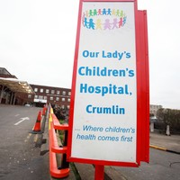 'Extremely distressing': Children's chemotherapy sessions at Crumlin Hospital postponed due to bed shortages