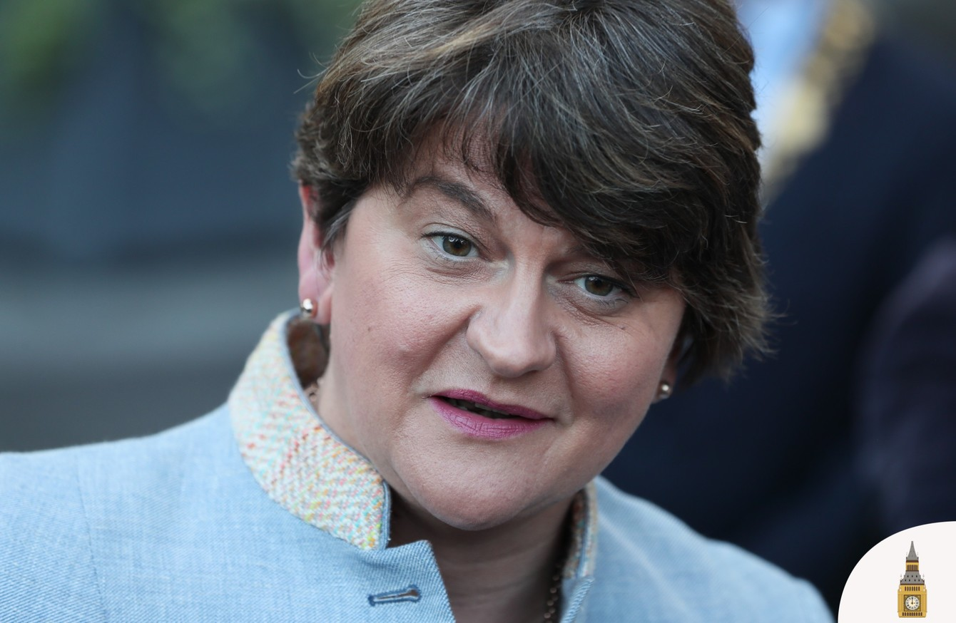 Dup leadership betting online romford dogs betting on sports