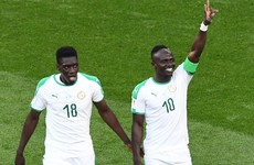 'He is a big brother for me' - Senegal team-mate says Mane has helped him adjust to Premier League