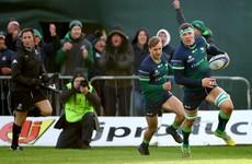 Connacht stare down the barrell of defeat, but dig out miraculous win