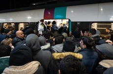 France transport strike reaches tenth day as fears grow of Christmas travel chaos