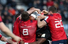 Munster left empty-handed as Saracens finish over the top in London