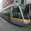 Cyclist dies after being struck by Luas this morning