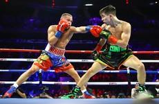 Rio revenge as Michael Conlan scores wide win against Olympic nemesis Nikitin