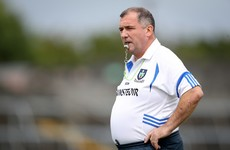 Banty names 36-man Monaghan panel for 2020 inter-county football season