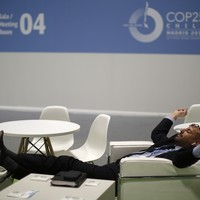 Rich countries 'missing in action' as compromise at UN climate summit falls well short