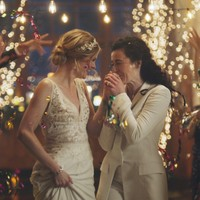 US Hallmark TV channel pulls ads with brides kissing after conservative pressure