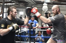 Tyson Fury splits with trainer ahead of upcoming Wilder rematch