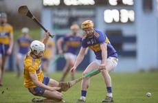 0-14 for Tipperary's Forde but McCarthy grabs the Clare winner in Munster tie