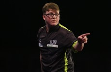 Duleek Dynamite: 17-year-old Irish prodigy ready to make his mark on World Darts Championship