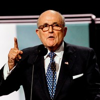 Rudy Giuliani's 'ineptitude' and 'lack of knowledge' criticised by Irish diplomat following 1989 lunch