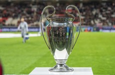Open Thread: Who do you think will win the Champions League?