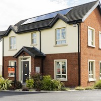 Bright new three-beds in Navan for €275k - and you could even win one