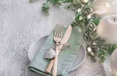 Just one more: 6 little extras that will transform the look of your Christmas table