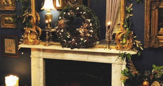 'I made a wreath of ivy and mistletoe': 8 magical snaps of festive living rooms around Ireland
