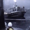RNLI battles 50 foot sea swells to rescue fishermen who sent mayday distress call