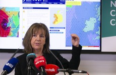 'We're victims of our own success': Evelyn Cusack defends Met Éireann over Storm Lorenzo criticism
