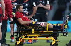 Munster blow as Tadhg Beirne set for surgery on fractured ankle