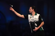 Limerick's O'Connor wins at Ally Pally, as Meath 17-year-old edged out in promising debut