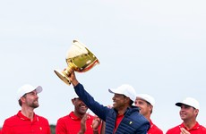 'I couldn't have asked for a better year' - Tiger Woods completes road to redemption