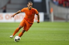 Mole to blame for Netherlands exit - Sneijder