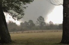 Three people dead as several tornadoes rip through US Deep South