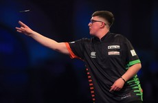 'A dream come true' - 17-year-old Meath youngster savours World Darts Championship debut