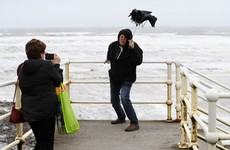 Status Yellow wind warning in place for the country tomorrow