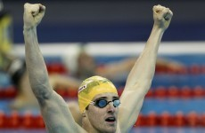 London 2012: Australian swimmers disrupted by whooping cough outbreak