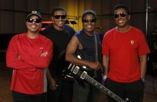 Back on the road: The Jacksons prepare for tour without Michael