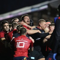 Munster warn staff about matchday roles after brawl mid-Saracens game