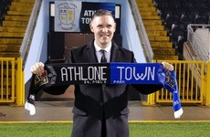 Athlone Town go local as they appoint new head coach