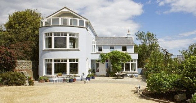 On the water's edge: Light-filled seaside hideaway in Dalkey for €4.85m