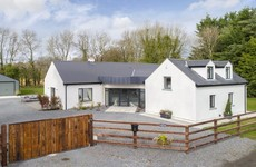 Modern four-bed with 19th century roots in Co Meath - yours for €450k