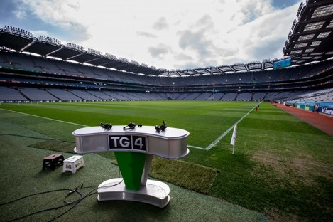 30 games in the Allianz leagues will be shown by TG4 next year.