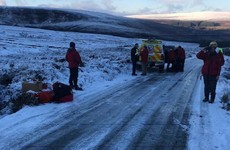 'People go to the hills to clear their heads': Mountain rescue volunteers ready for calls over Christmas