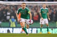 Cork City bid farewell to another member of their double-winning side