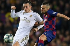 Tense Clasico at Camp Nou finishes goalless