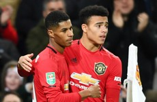 Manchester clubs drawn together in semi-finals of the Carabao Cup